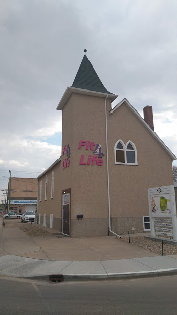The former Chinese United Church