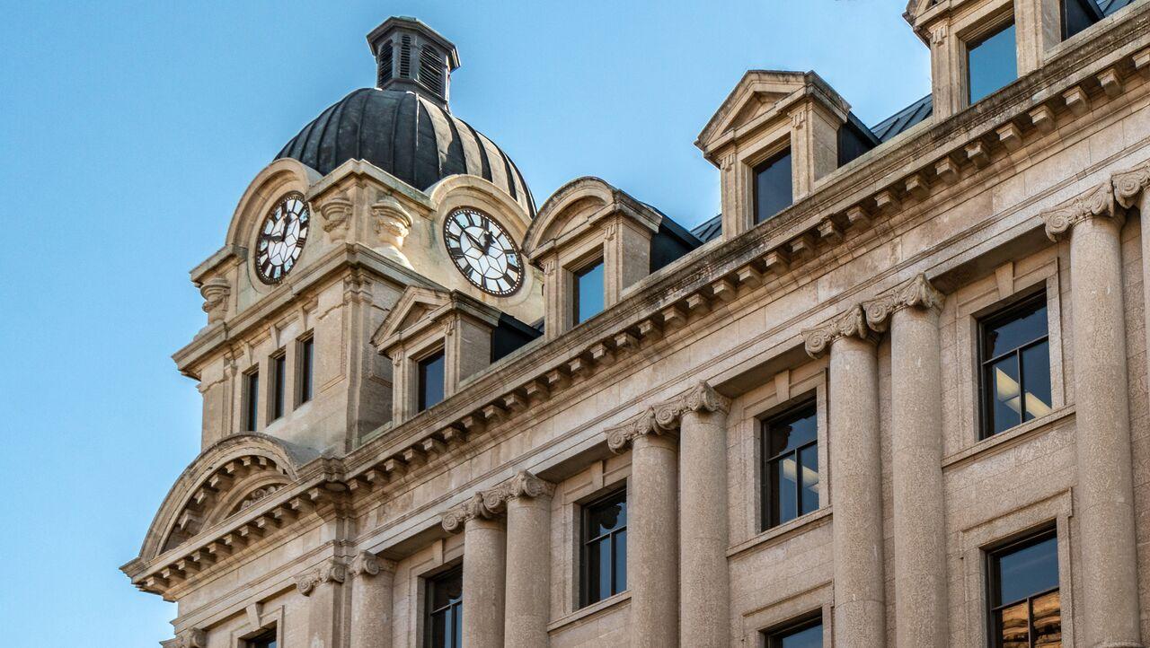 Moose Jaw City Hall - Photo Courtesy Roxanne Ashe - Virtual Interiors Photography