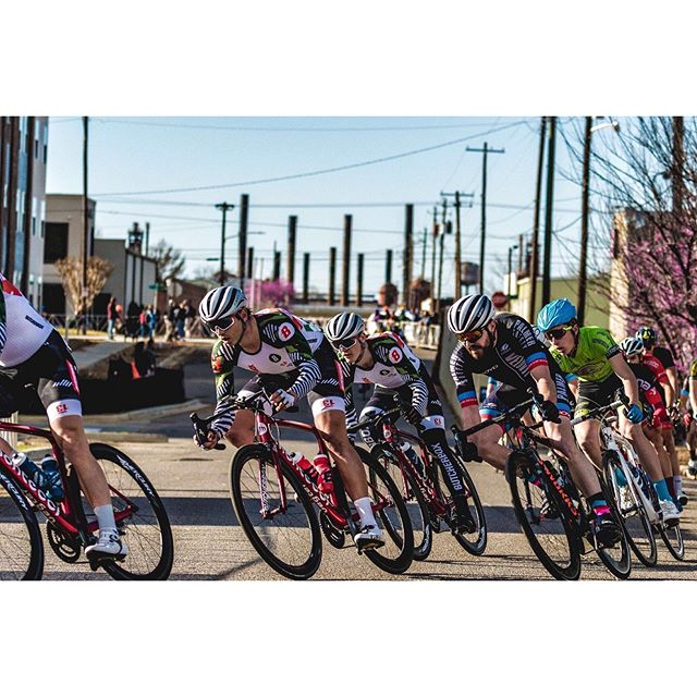 """2019 Retrospective—March, Race 01, Birmingham, Al—(2 of 15) Adam Schepps was going across to the opening move of four up the road containing Spencer. The gap was just around a bridgable 8 seconds. In another lap Adam connected on the back of the move and rode through. The team shut the field down until we smashed it out to 30 seconds. Up to that moment, we had taken all the points sprints and stacked the winning move. It was """"Xs"""" and """"Os"""". It was just 20-mintues into the opening contest of the year. It was the first day we had ever raced together. . Before the race, the weekend filled with press events and interviews for USACRITS. We laughed so hard at Connor's interview the director filming it literally said """"shut up"""". The tone was celebratory, pageantial. All the teams, men's and women's (those not held up by a blizzard that shut down the west coast) were there. The """"League"""" USACRITS had a new designation """"D1"""" and it felt special and good and motivating. We took photos, rode behind cars, drank coffee, and walked through a zoo with a photographer literally touching animals and making rude jokes in front of kids. This year, this league, was going to be different. We didn't know what the future would hold, but we were sure there would be plenty of future ahead. At that too felt good. New beginnings are special, everything that follows is the hand of consequence. But beginnings heighten the world, focus the collective. New is sacred. . After the race (we took team classification and podium) at a tiny bar sometime before midnight, photographer Adam Koble and Connor Salle put on furry animal costumes that apparently smelled """"like thousand people's heads'"""" and danced until everyone left. The next morning we rode a grand fondo with riders of all abilities, ate snacks on the grass, took selfies with race friends we haven't seen in months. Packing our gear to leave on the last morning, two things were clear: we could race bikes, and the racing was only going to bonkers from"""