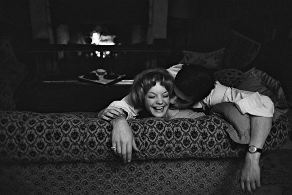 Romy Schneider & Alain Delon
