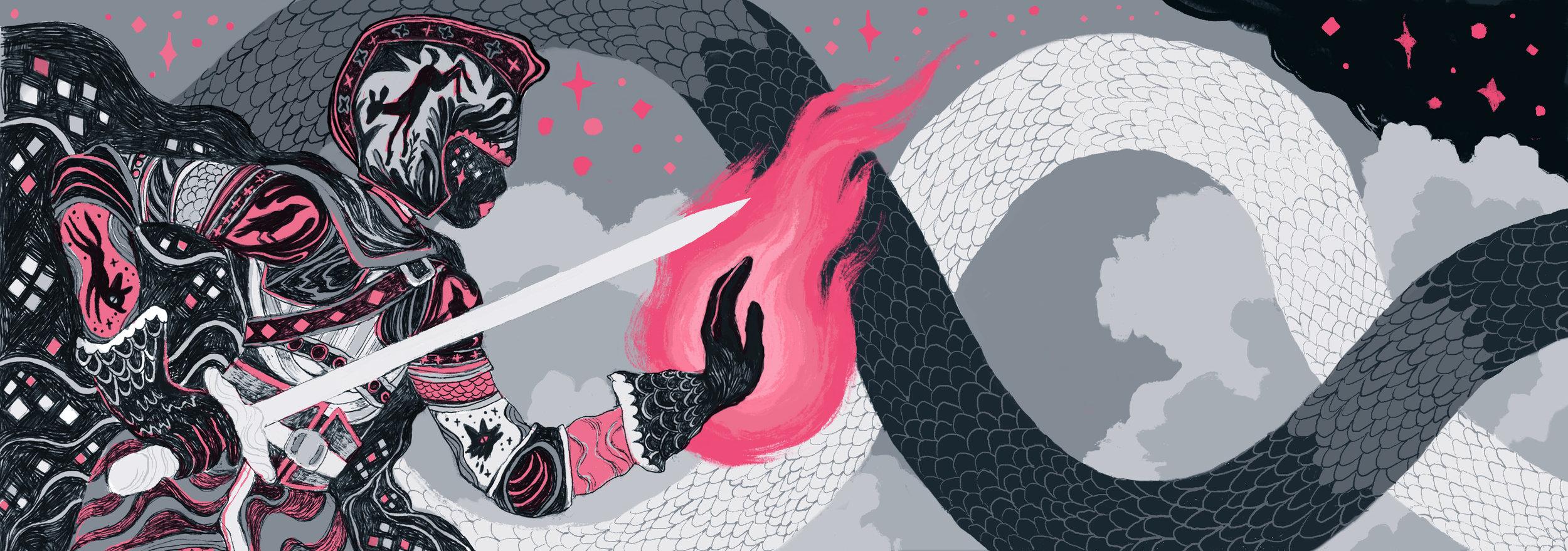 Dames & Dragons