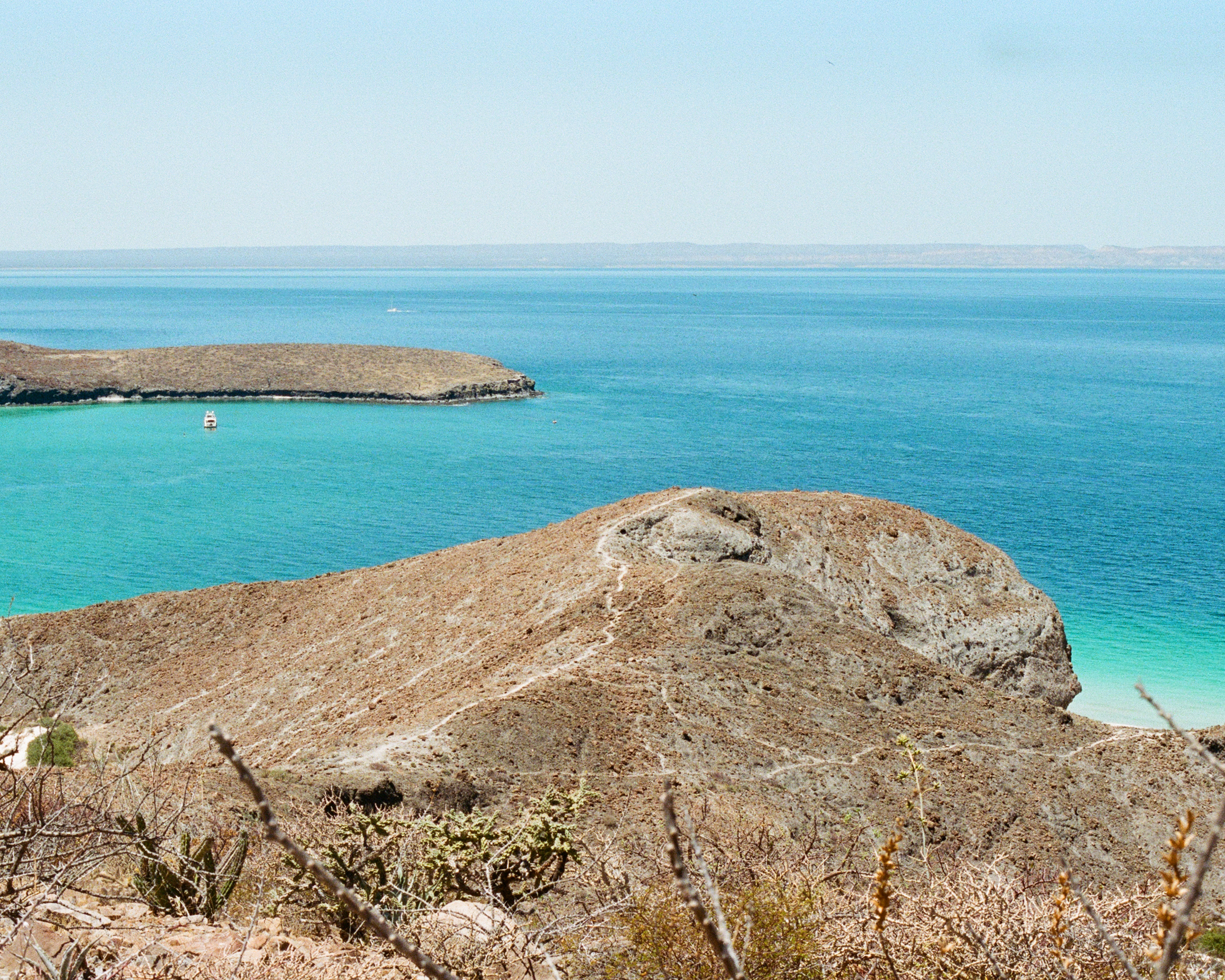 Photograph from Baja Mexico by photographer Jon Moore, Creative Director at The Beans and Rice