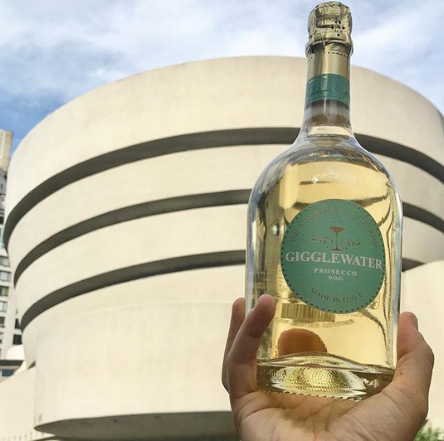 Gigglewater Prosecco  & The  Guggenheim   Museum @gigglewaterprosecco  🥂 Coming soon to the  #USA  . Voted  #1  prosecco in the world 3 times this year. Gigglewater Prosecco and art go a long way as they are sponsoring the  Spin Art Residency  in Ibiza, Spain this November.  @SpinArtResidency  .. .  #newyork   #fineart   @guggenheim   #guggenheimmuseum   #franklloydwright   #nyart   #winedistributor   #wine   #proseccotimeðŸ�¾    #contemporaryart   #modernart   #nyrestaurants   #nyrestaurant   #nybrunch   #artmuseum   #nycmuseums   #artresidency    #arte   #artforum   #artnews   #madeinitaly   @catherinemonahan