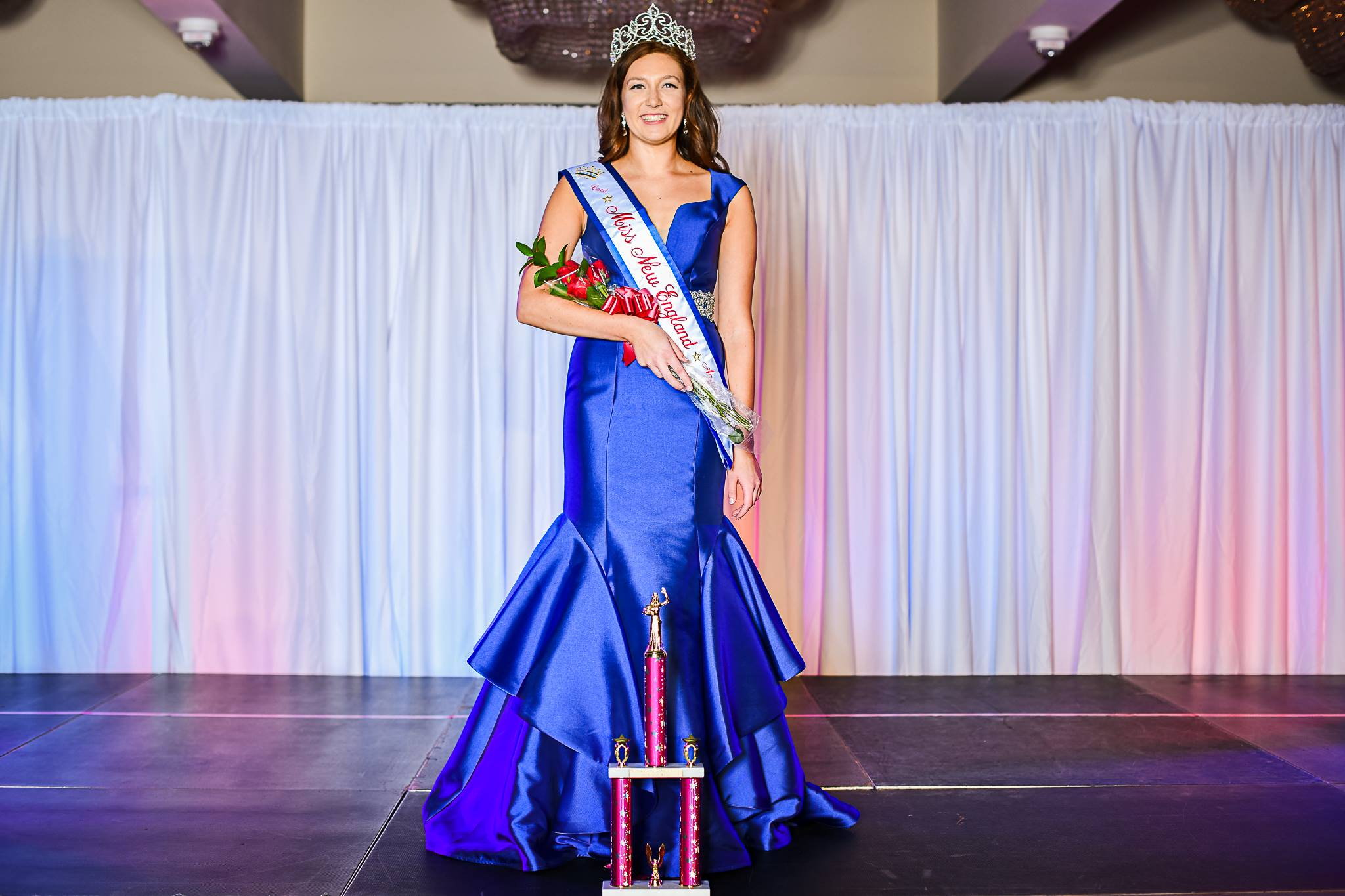 Miss New England Coed 2018