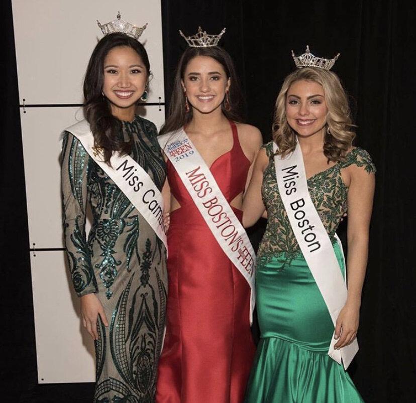 Miss Boston's Outstanding Teen 2019