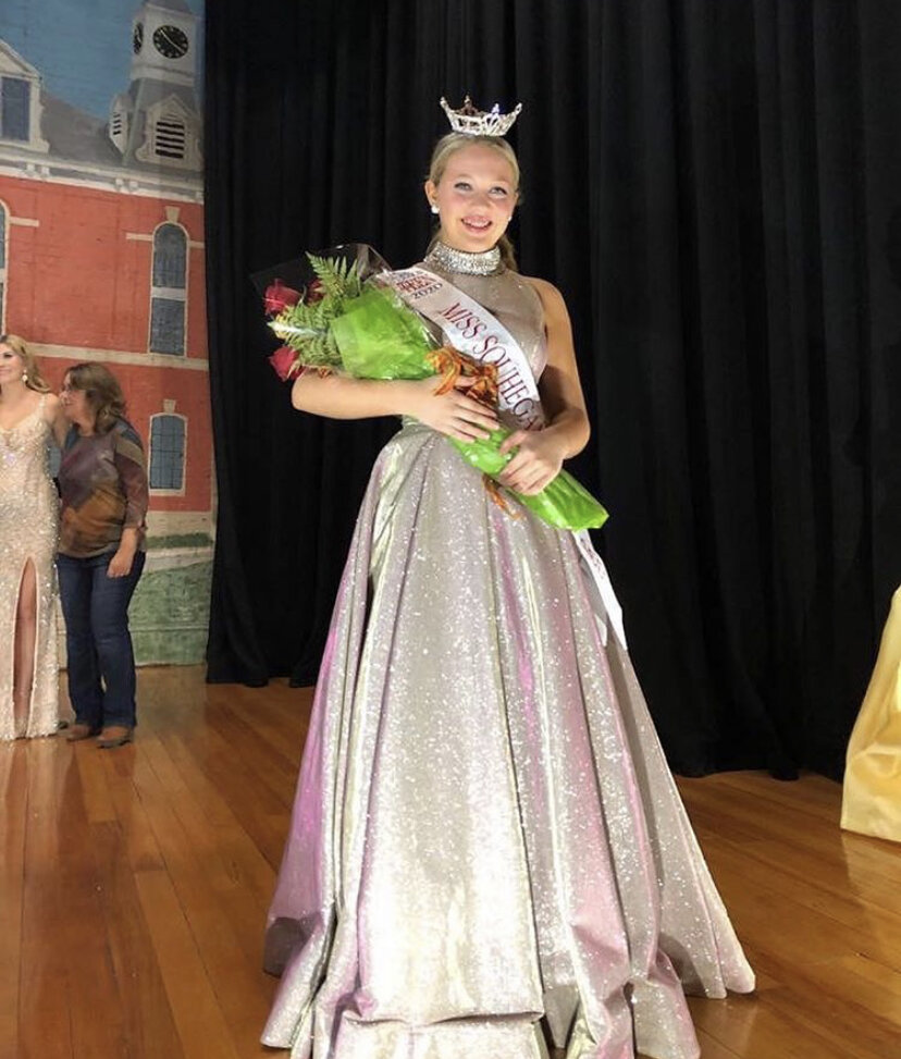 Miss NH Outstanding Teen America Local Title