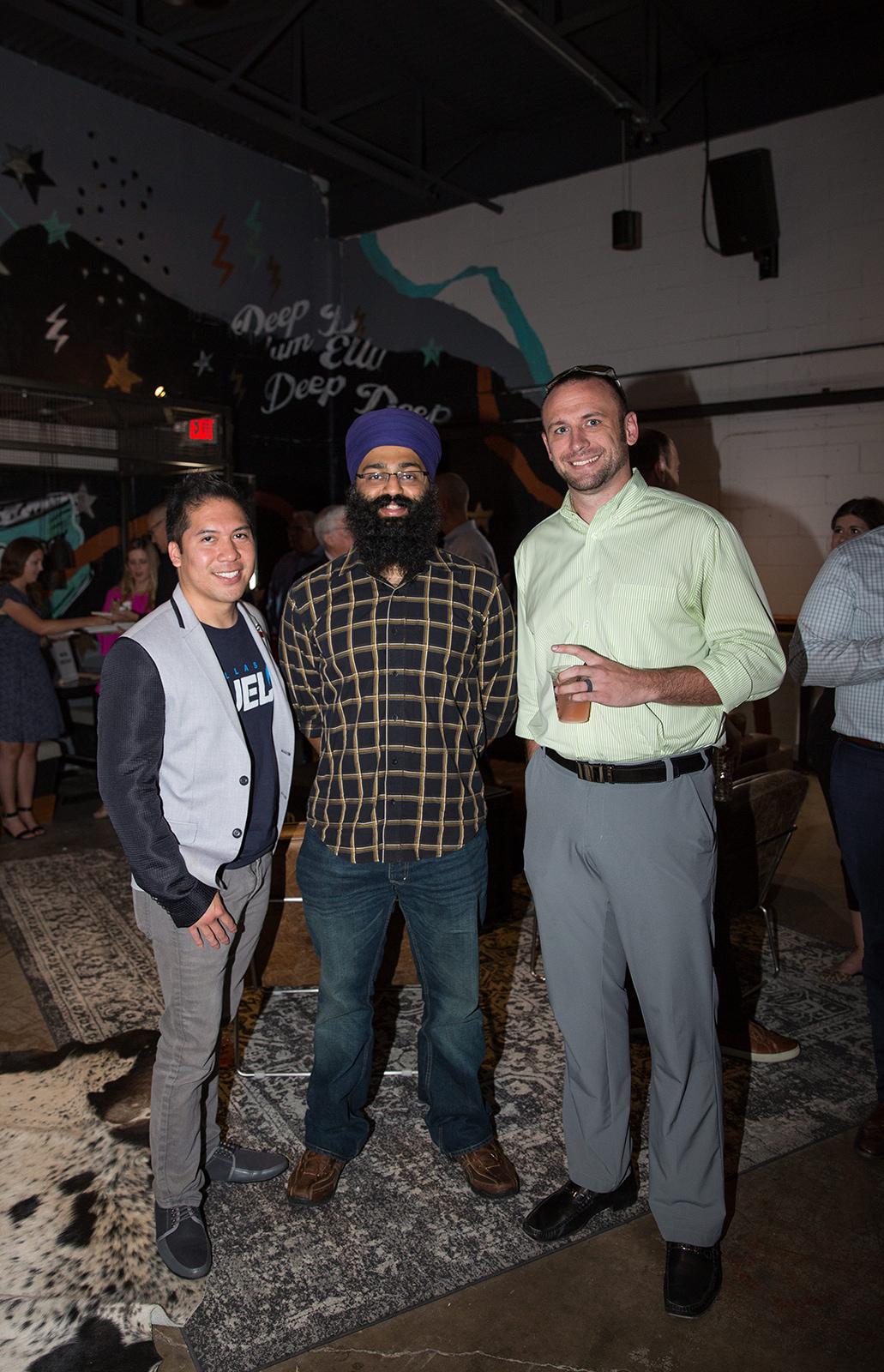 Justin Rojas, Deep Singh and Jon Pyle .jpg