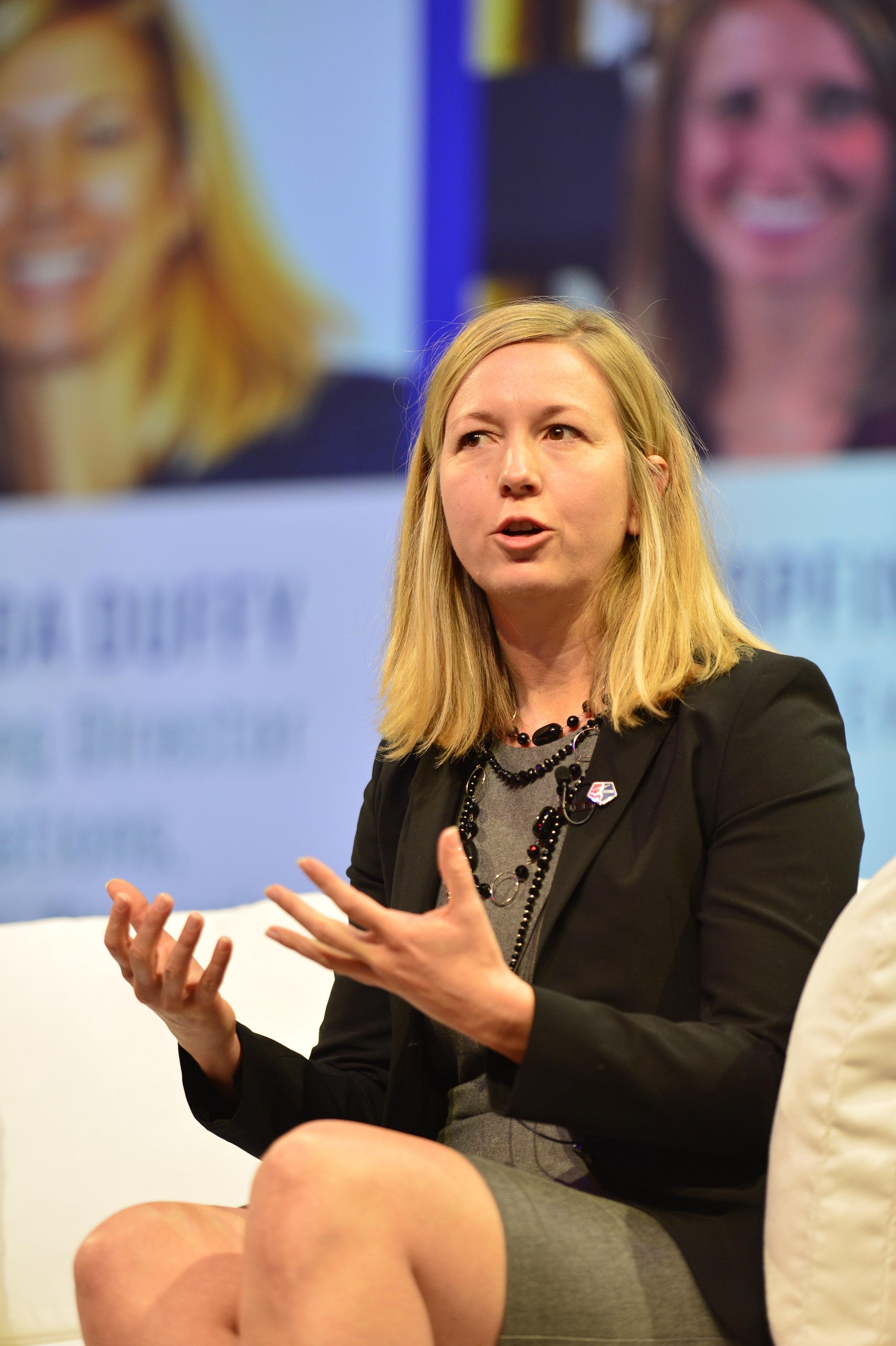 Amanda Duffy - Managing Director of Operations, NWSL