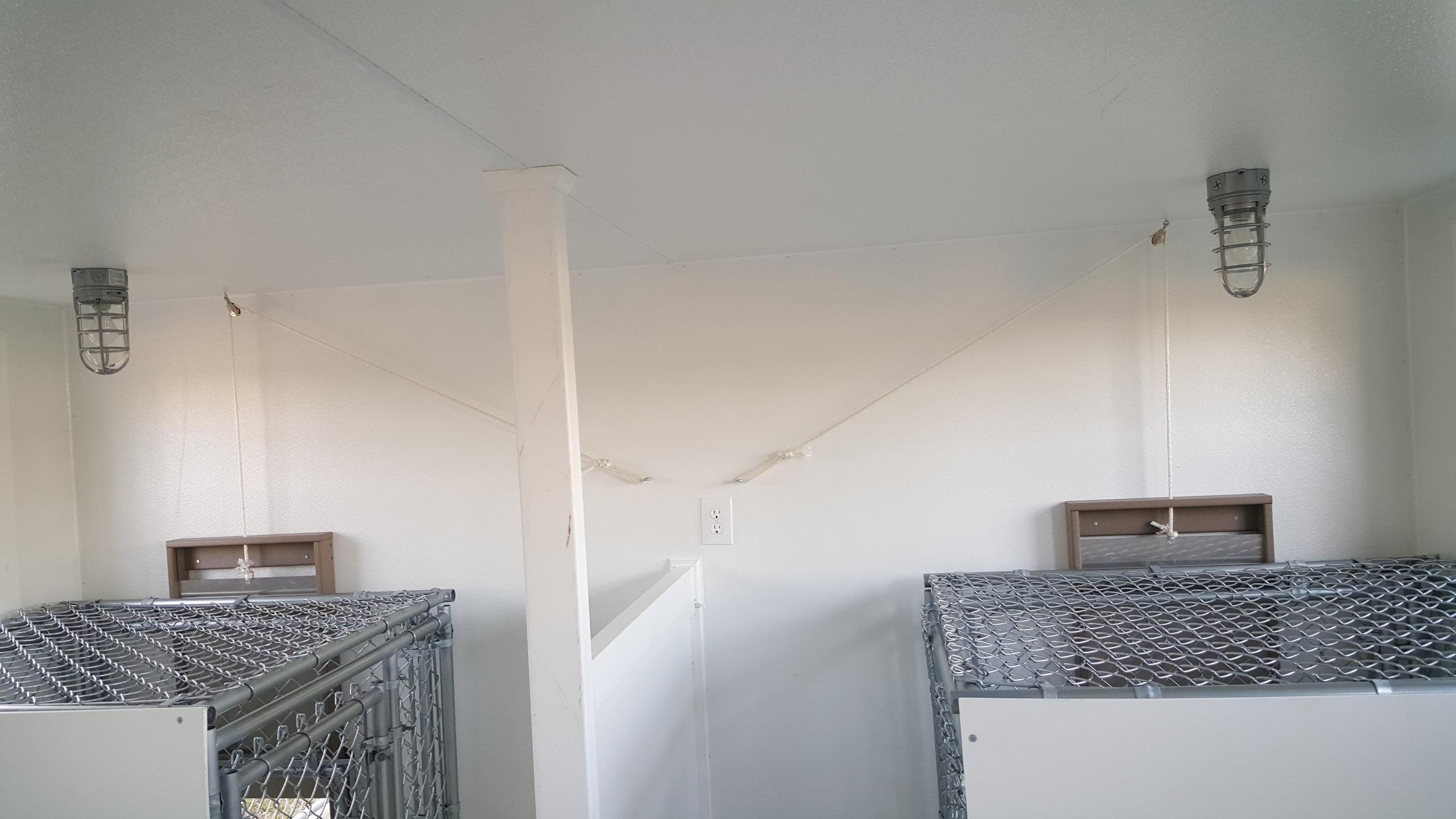 12x24 Quadplex Interior