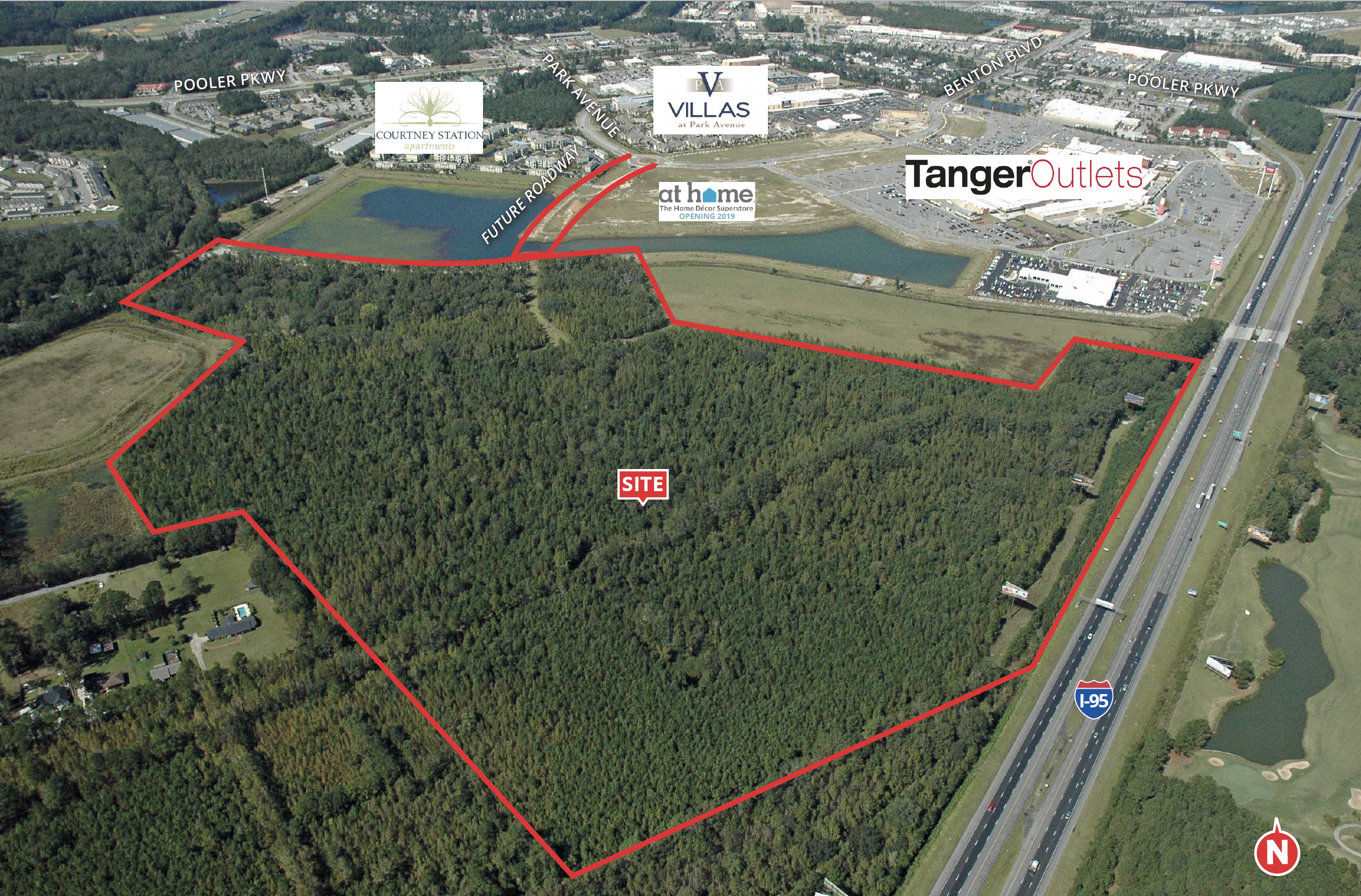 BENTON GROVE  96 Acre | Mixed Use Development