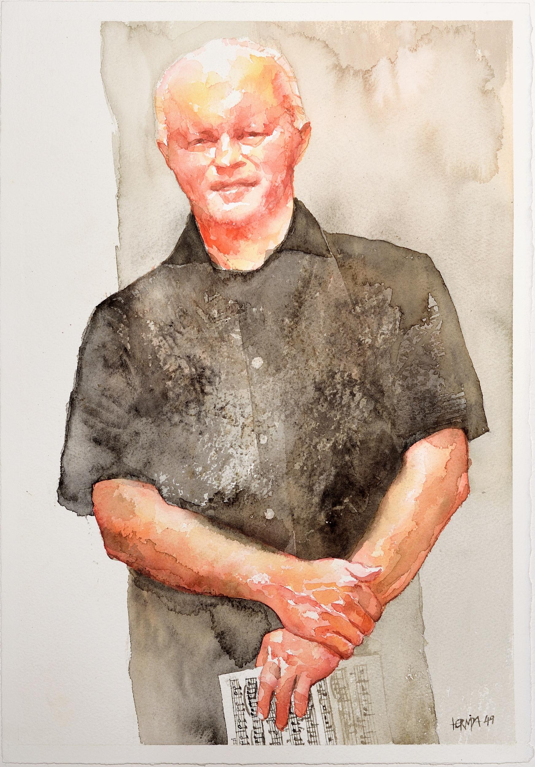 painting by Javier Hermida