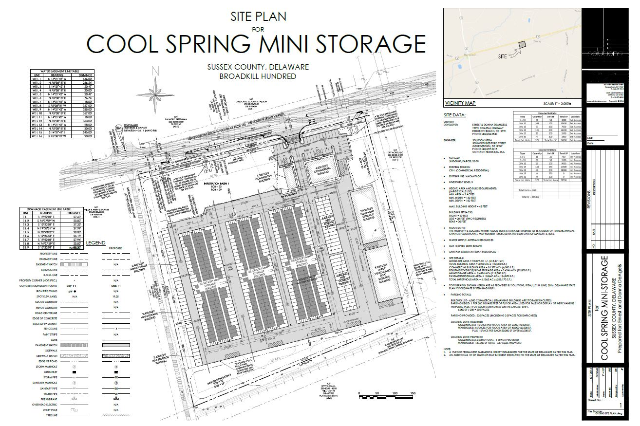 cool spring mini storage - Sussex County, Delaware