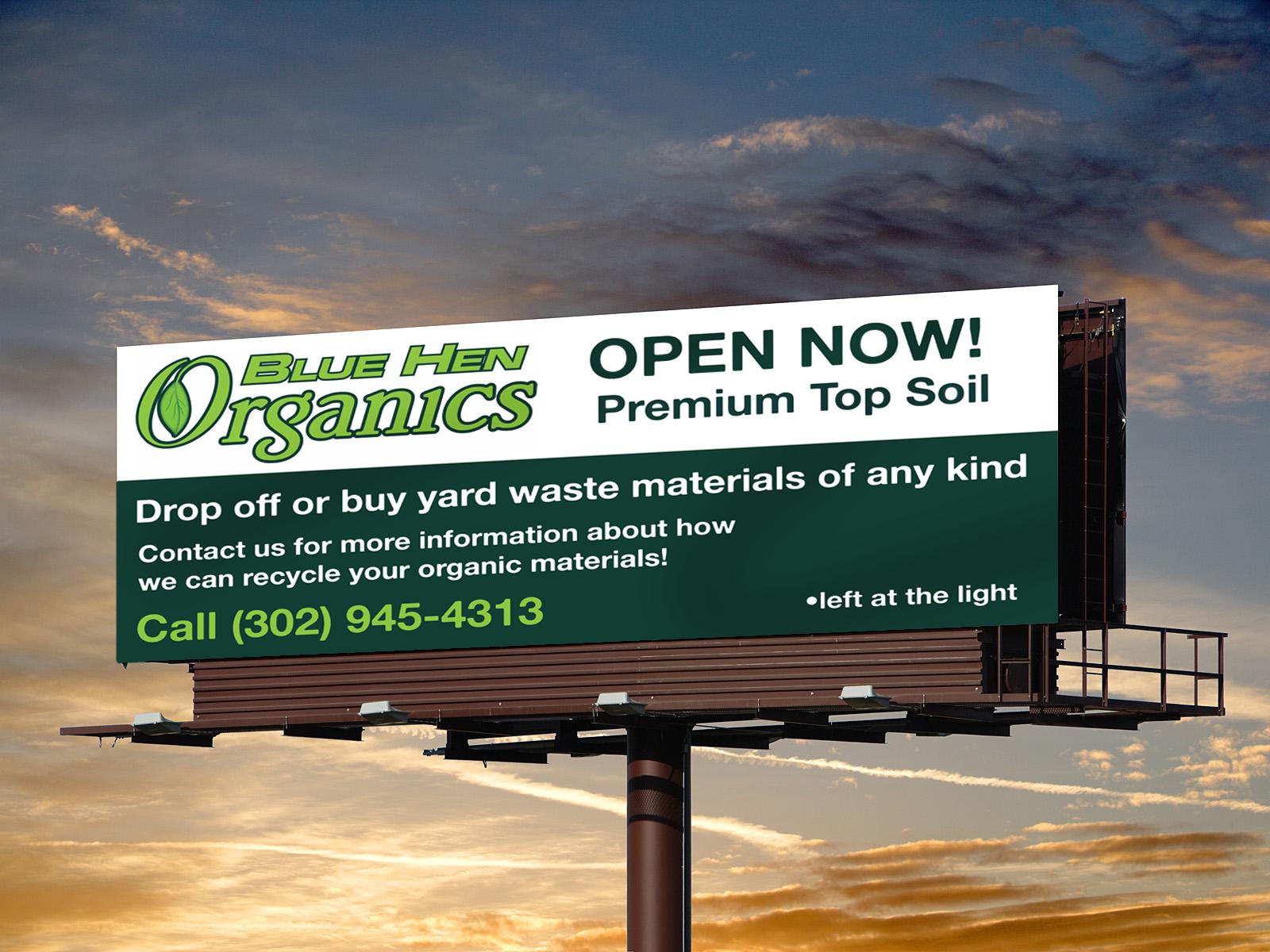 Blue Hen Organics Recycling Program -