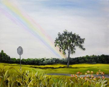 Roadside Rainbow