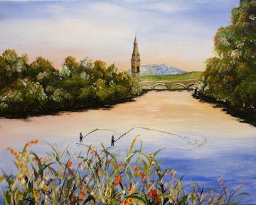 River Moy, Ireland