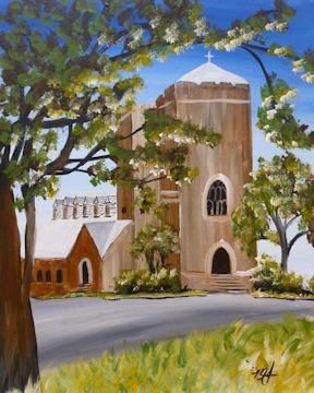 St Stephen's Church - Pittsfield, MA