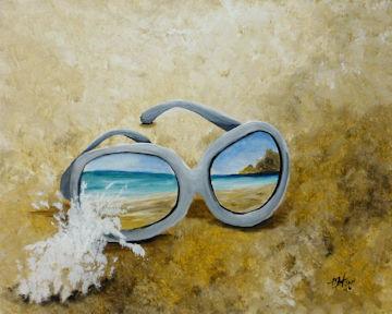 Beach Sun Glasses