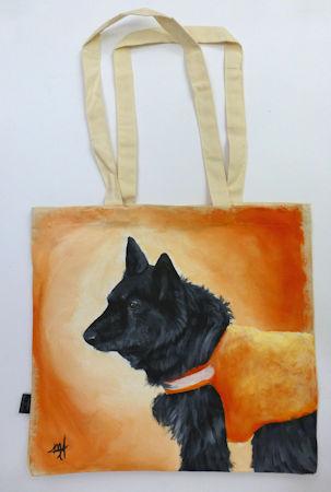 Tara the Black Dog