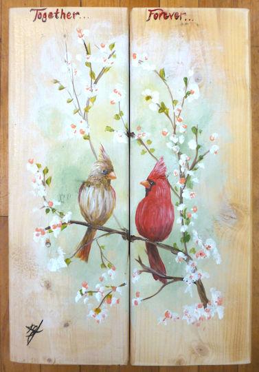 Together Forever Cardinals