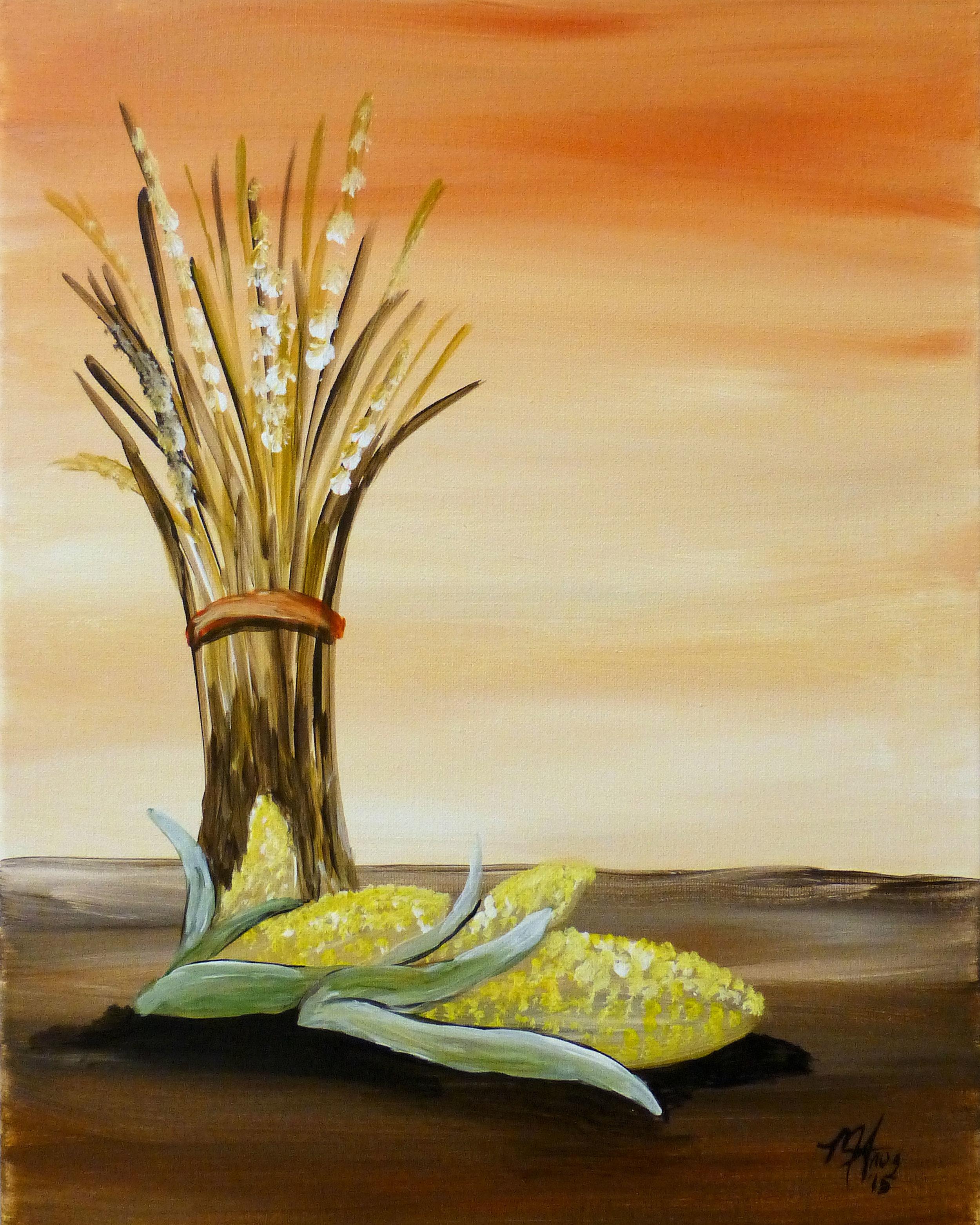 Corn Stalk