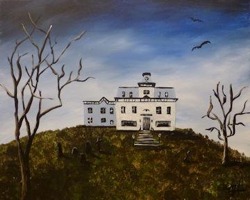 Spooky Mount Washington House