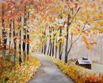 Autumn Sugar Shack