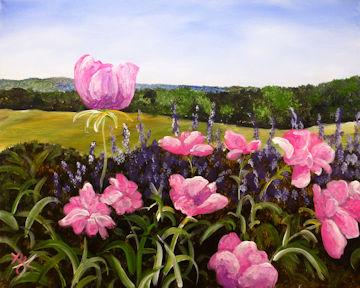 Richmond Flower Field