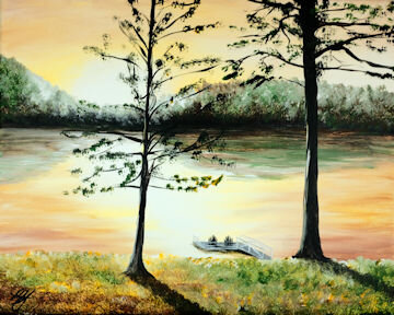 Two Pines Pond