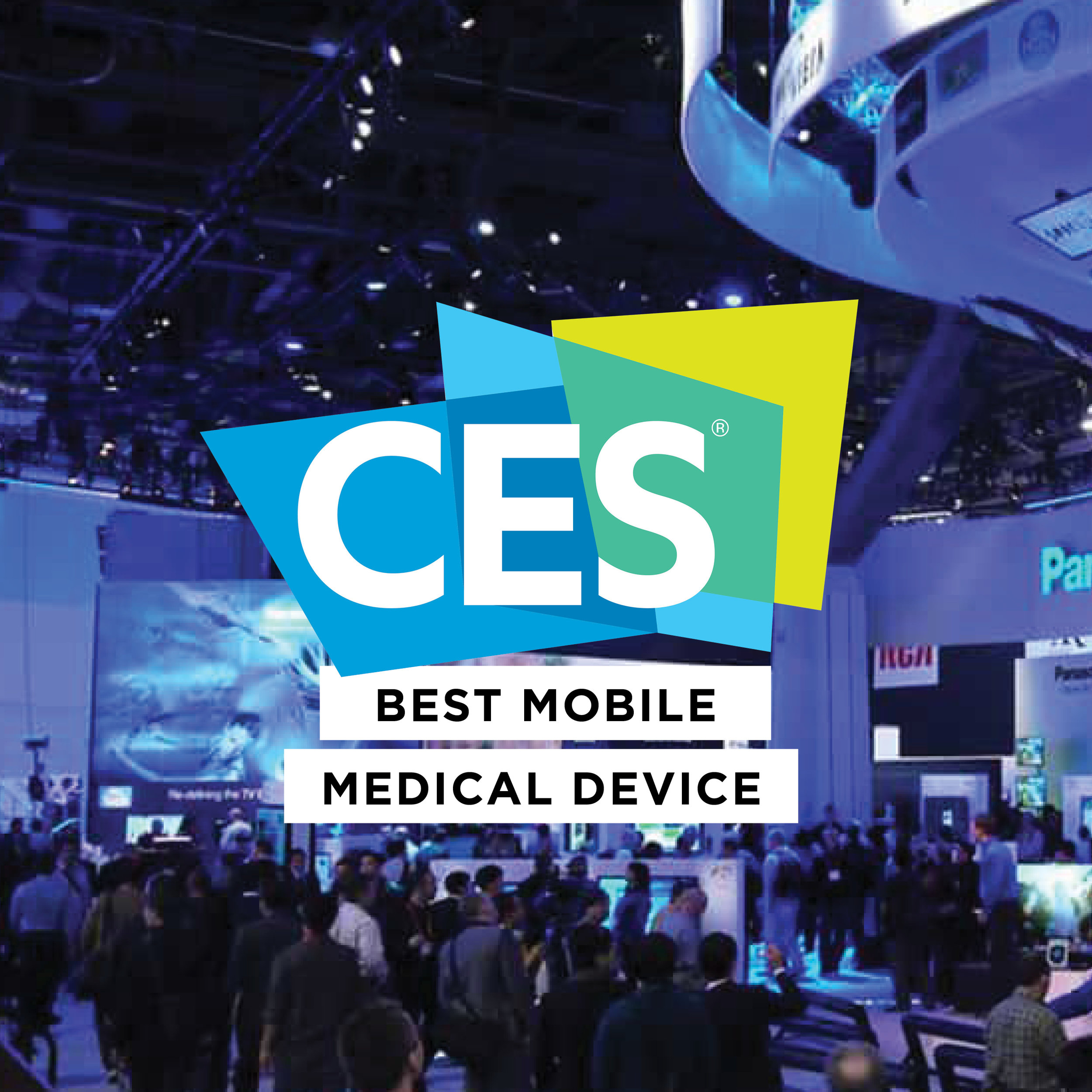 """2019 Winner - Marvel's epic success led to winning Best Mobile Medical Device at the Consumer Electronic Show. We doubt that would have occurred if it was named, """"AR123."""""""