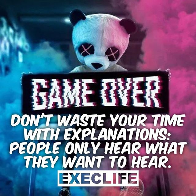 Facts 💯💯💯 Follow @execlifeofficial  _______________________________________ #execlife #execlifeofficial #takechargeofyourlifestyle #motivation #positivevibes #motivationalquotes #success #toobusybuildingmyempire #entrepreneurs #entrepreneur #inspiration #quotes #brands #boss #positive #lifestyle #life #instagood #instalike #likeforlikes #follow #likes #apparel #motivational #successful #followme