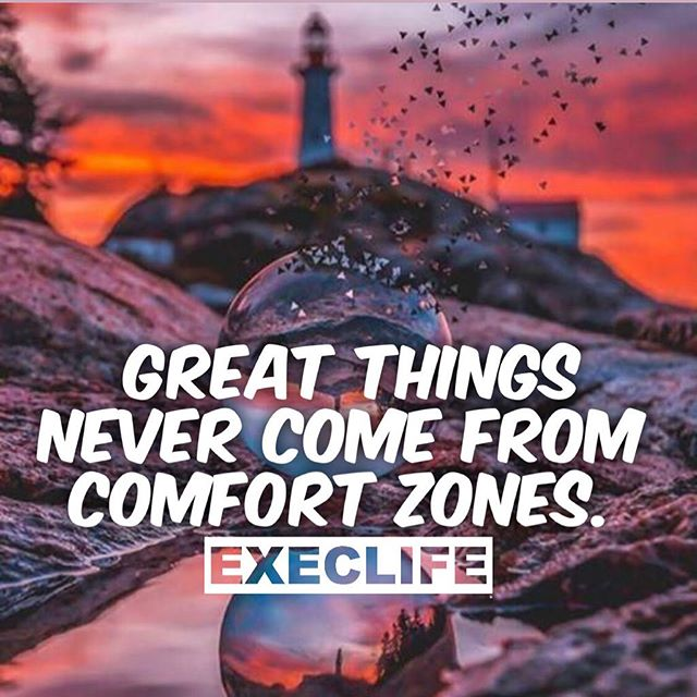 Get out of the comfort zone if your wanting you grow 💯 Follow @execlifeofficial  _______________________________________  #execlife #execlifeofficial #takechargeofyourlifestyle #motivation #positivevibes #motivationalquotes #success #toobusybuildingmyempire #entrepreneurs #entrepreneur #inspiration #quotes #brands #boss #positive #lifestyle #life #instagood #instalike #likeforlikes #follow #likes #apparel #motivational #successful #followme