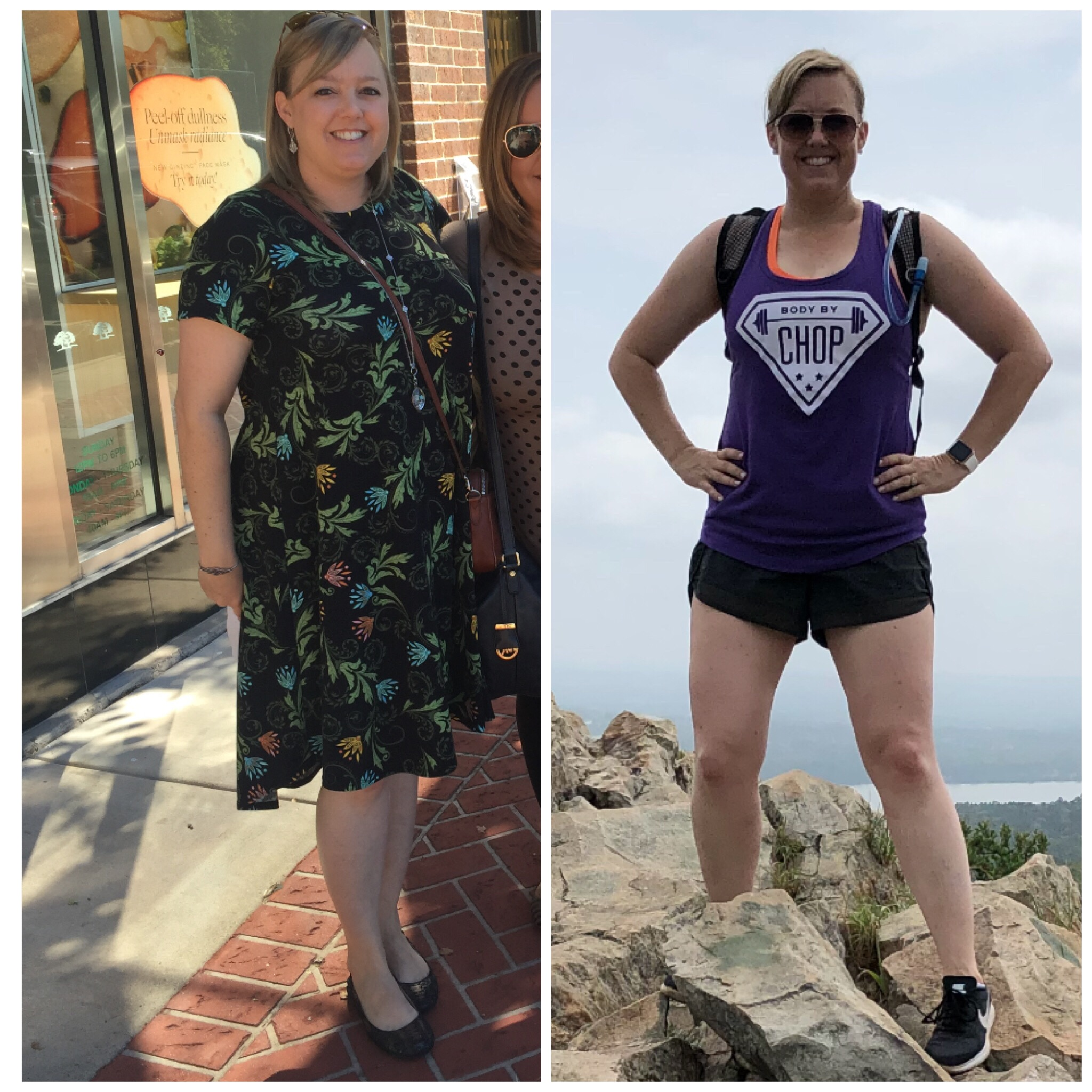 I have been training with Chop for 2 years and have never had someone motivate me the way he does. He will help you reach your goals and keep you on track. The workouts are so fun and our fit fam is like no other. - sonja w.