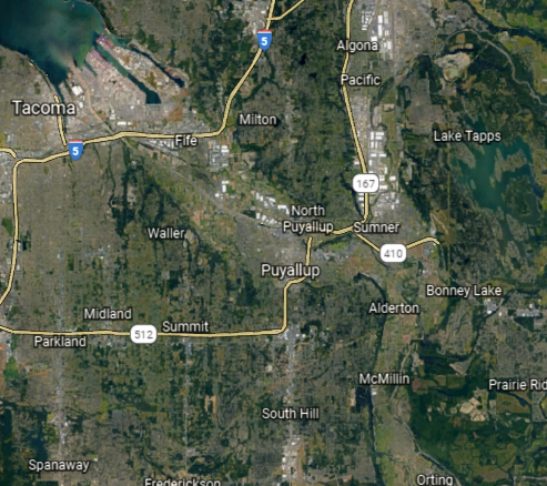 Tacoma/Puyallup -