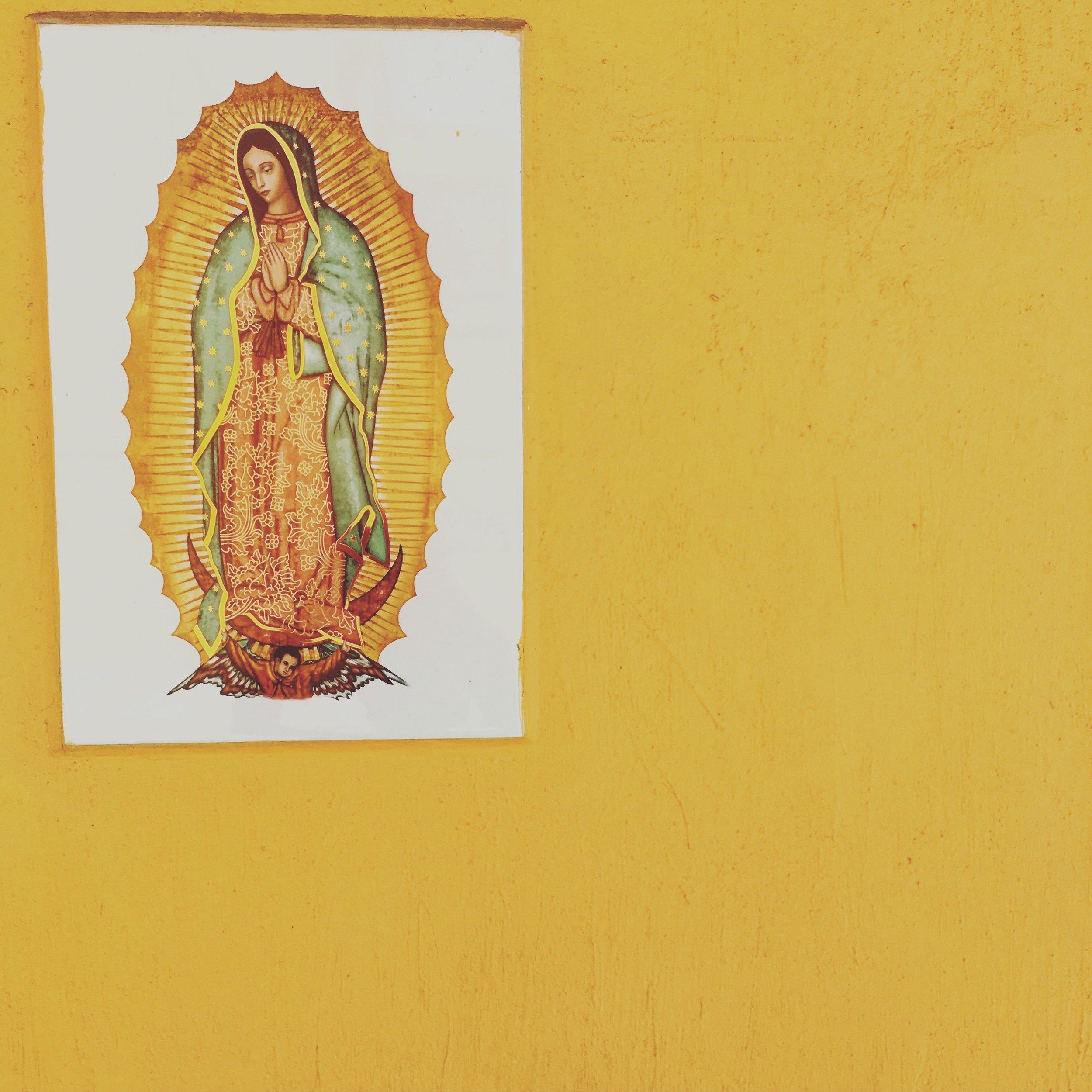 Soleada con Fe  Cholula, Puebla  2016  Rebel Betty Arte