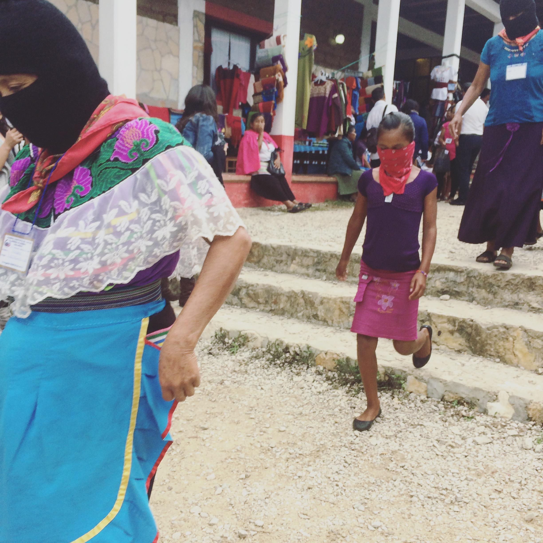 Ya No Eres Tu #1  Ahora Eres Nosotras  Chiapas, Mexico  2017  Rebel Betty Arte