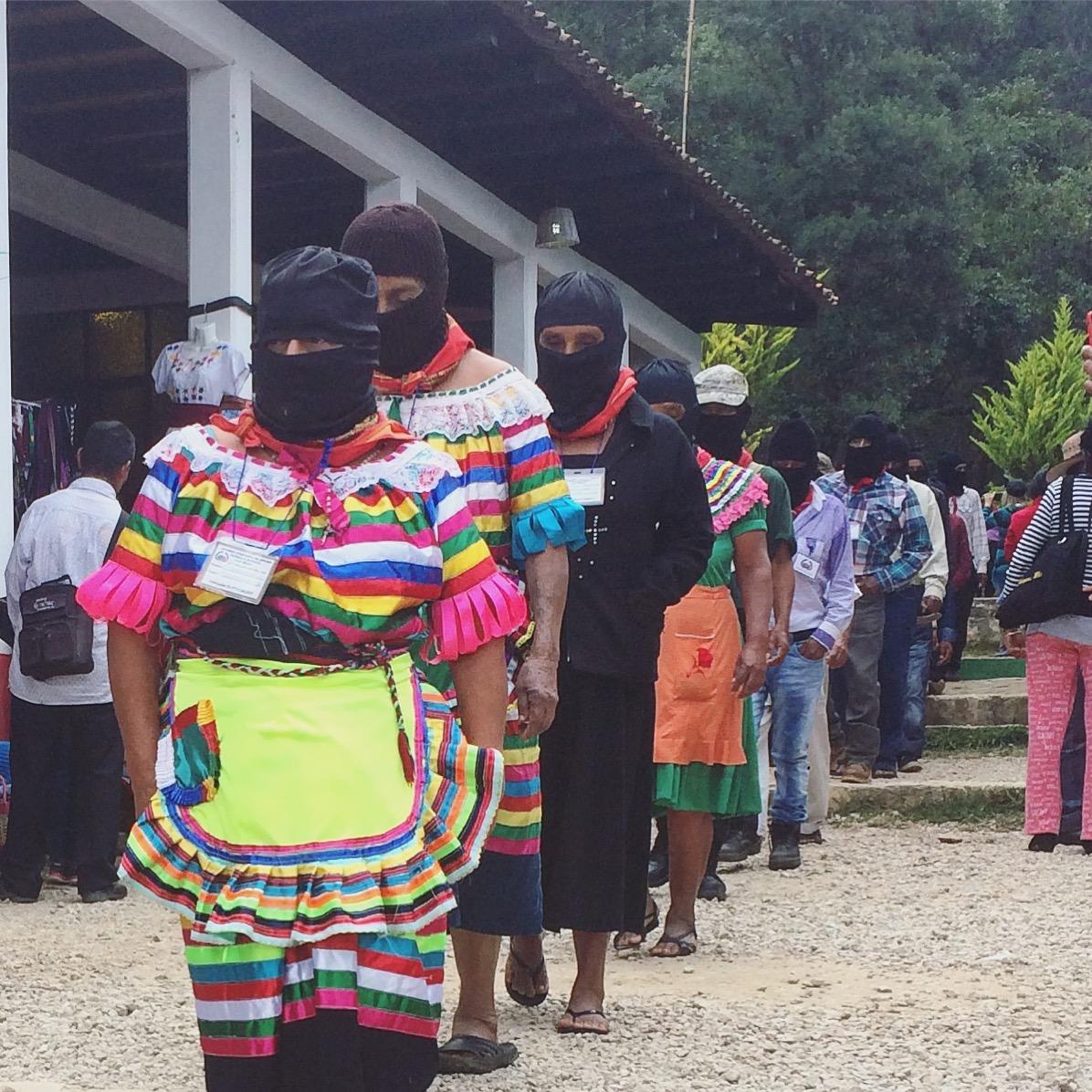 Ya No Eres Tu #2  Ahora Eres Nosotras  Chiapas, Mexico  2017  Rebel Betty Arte