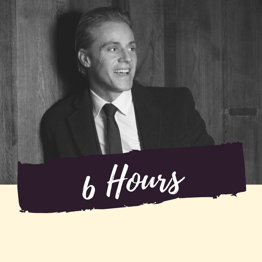 concierge 6 hrs