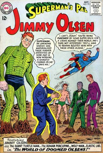 Jimmy Olsen (Forside).jpg