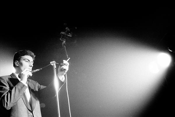 Vic Godard by Harry Papadopoulos