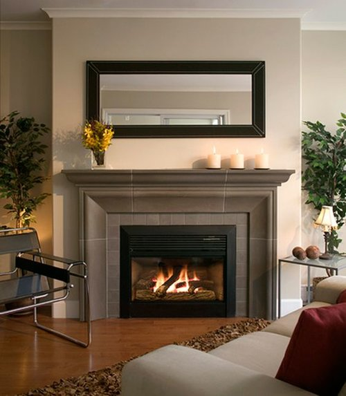 Precast Fireplace Mantels