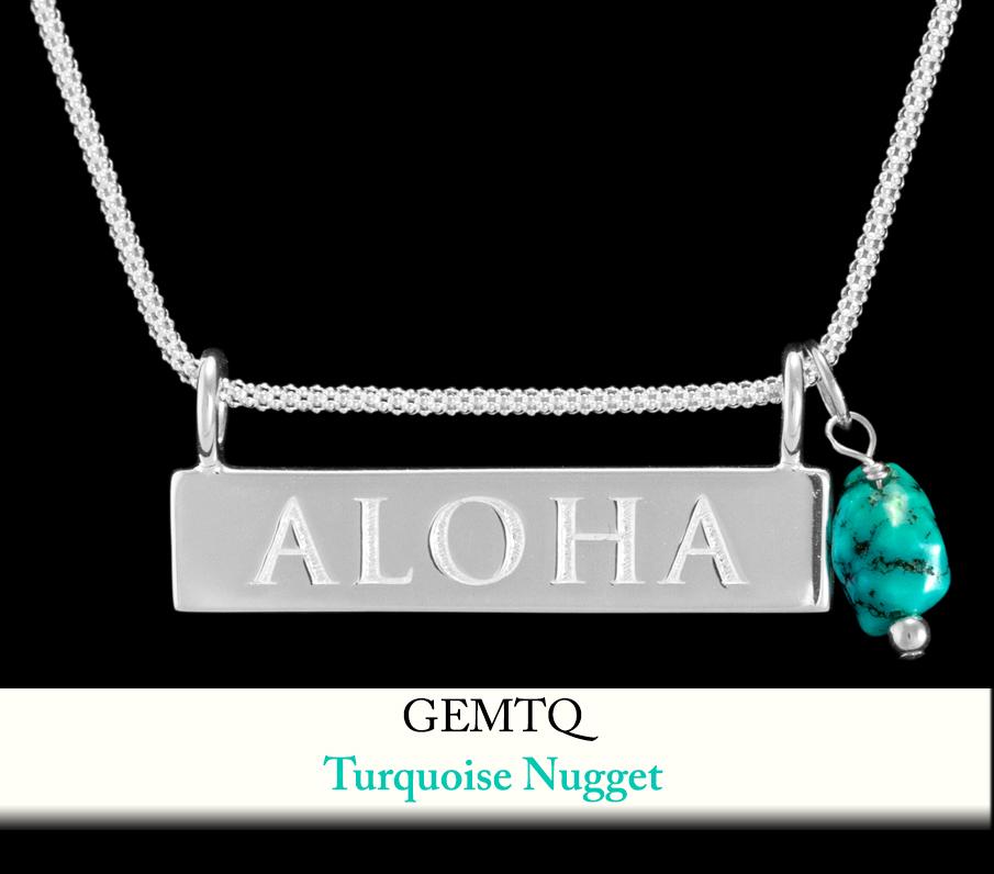 Turquoise Nugget Gem Enhancer