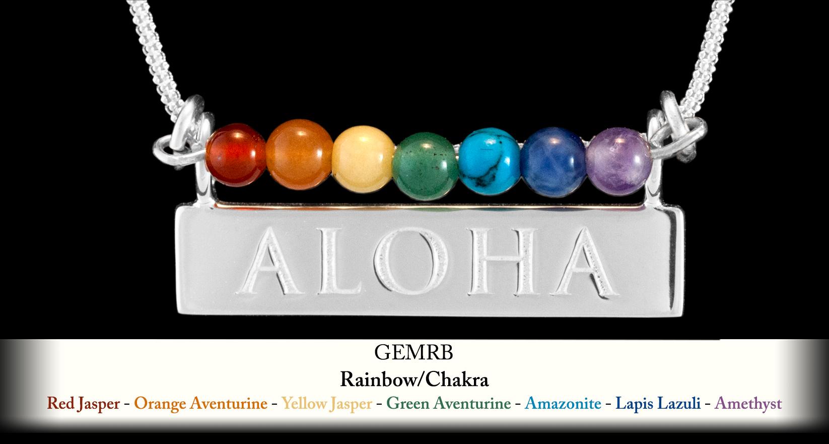 Rainbow Chakra Gem Enhancer