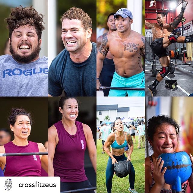 THP Athletes & @crossfitzeus will be representing this Saturday @boss_games_hi  Come out and support!  Go forth and conquer.  #zeuscrossfit  #zeusbarbell #thp  #crossfit