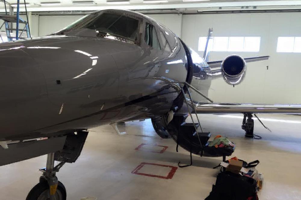 Flygindustrin -