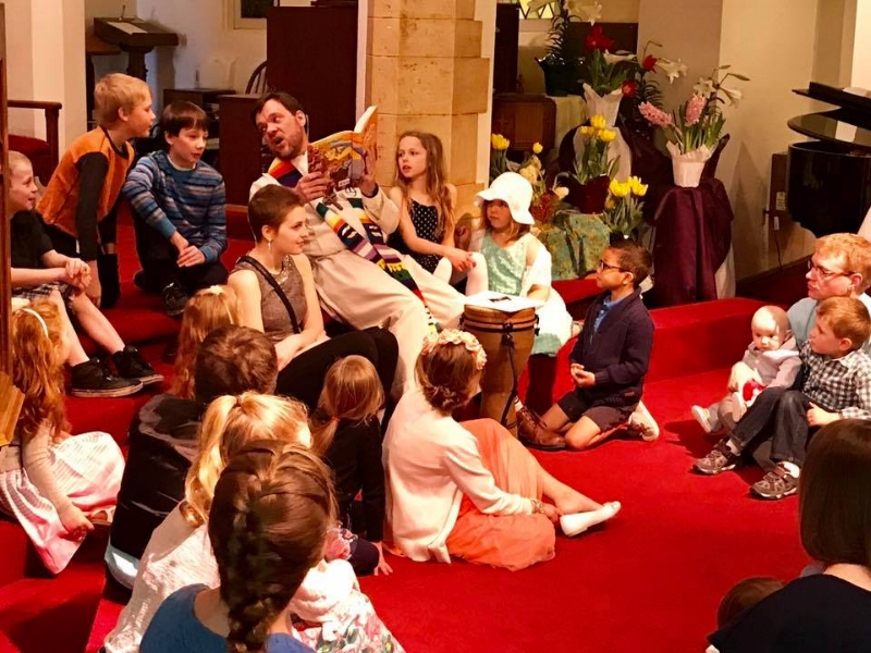 Striving - by strivingto meet the religious needs for all ages in our congregation;