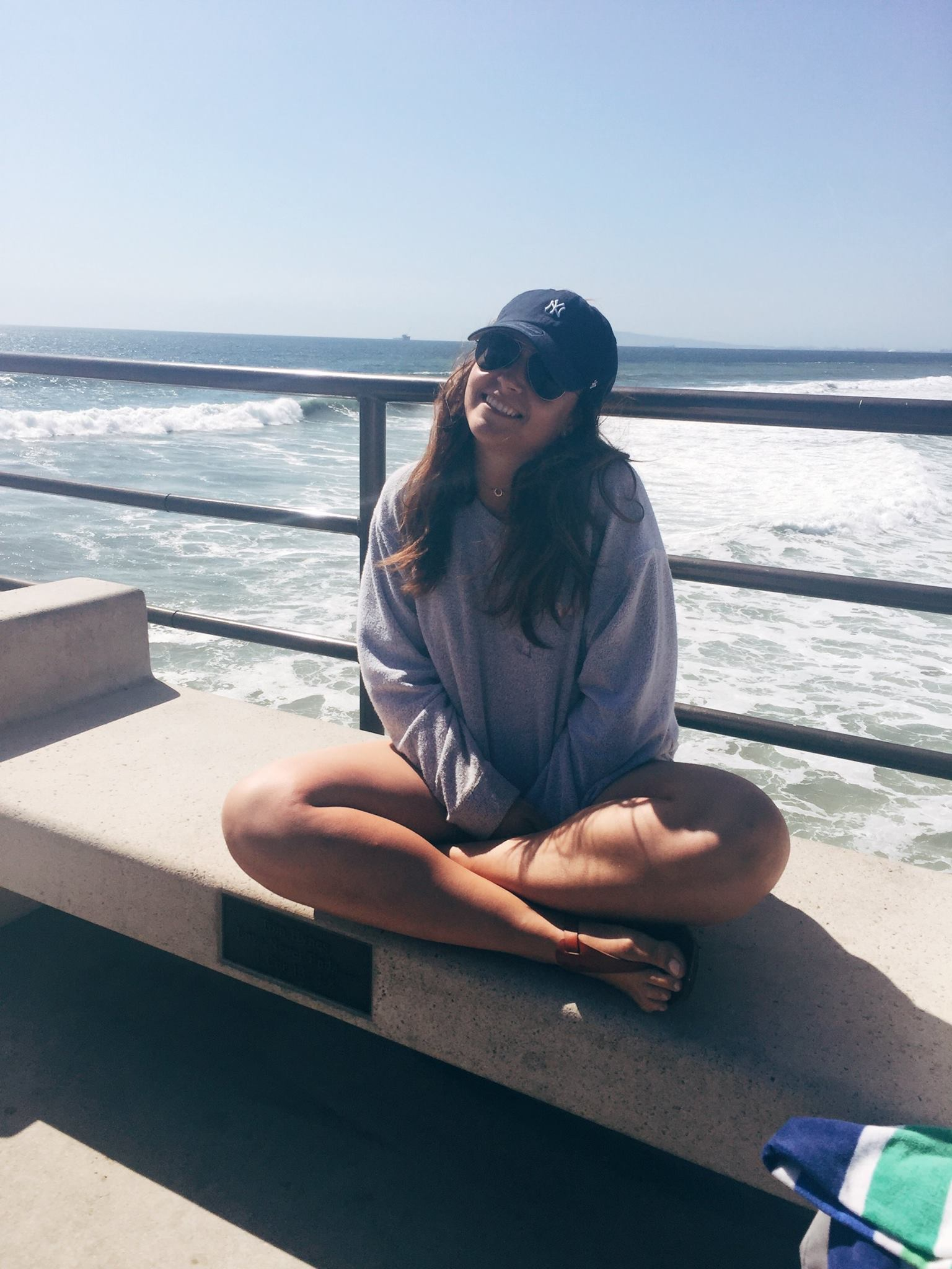 Summer trips to - Cali