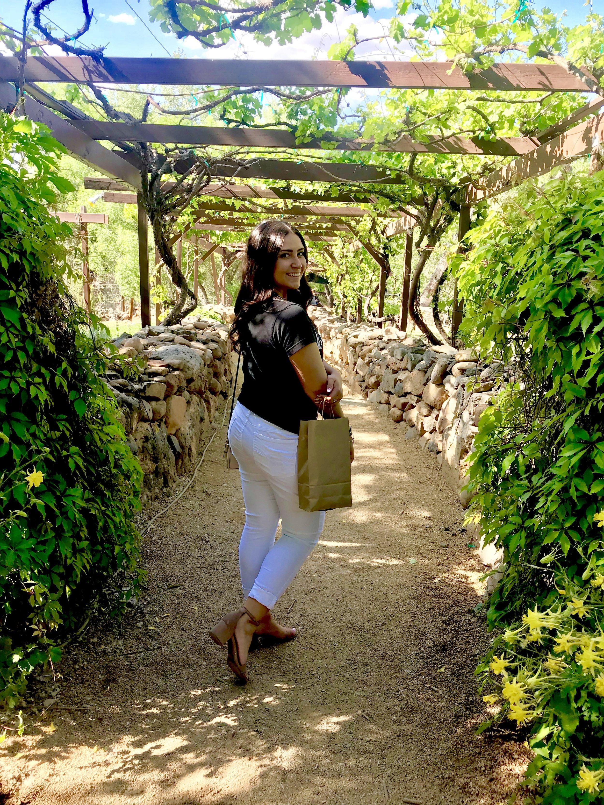 Page Springs Cellar - Wine tour