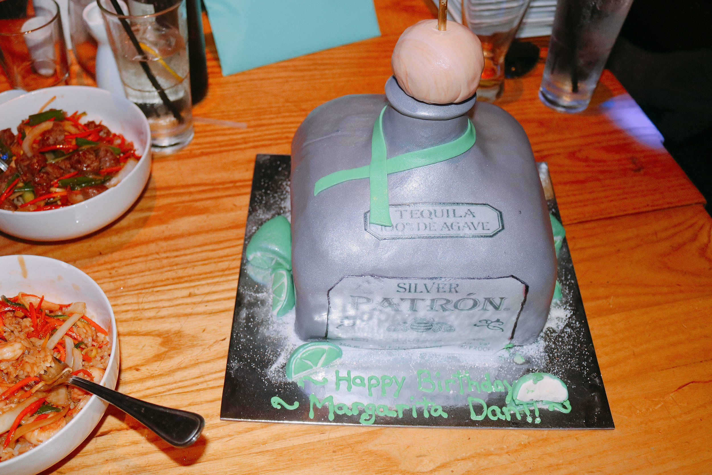 Danny's awesome cake from   Buttercream Dreams   !  Thank you Beth!