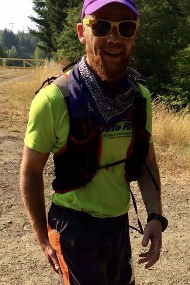 Brian Landau - 100 mile Ultra-Marathon Trail Runner