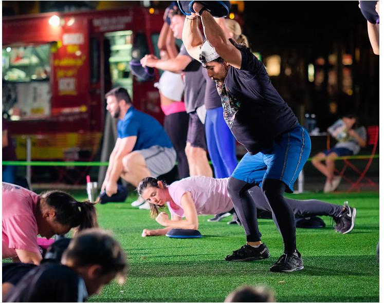 Interested in group fitness classes in Austin, Dallas, San Antonio, Texas or Tempe Arizona? Click here!